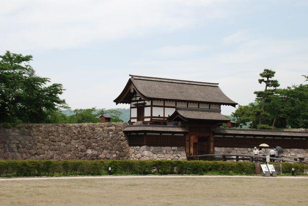 松代城 20100625 001
