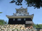 浜松城 001