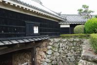 高知城 渡廊下