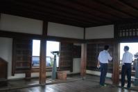 松山城 最上階