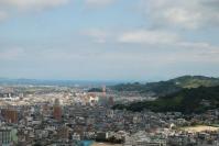 松山城 天守眺め 003