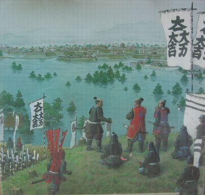日本百名城の旅 のぼうの城 忍城