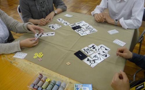 ゲームマーケット ピグフォンブース ごいた体験