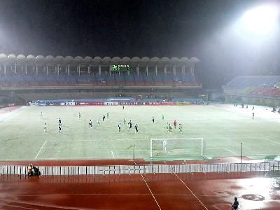 ACL北京ピッチ前半