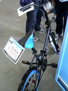 蒼黒自転車