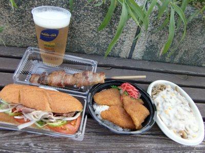 10新潟スタメシ