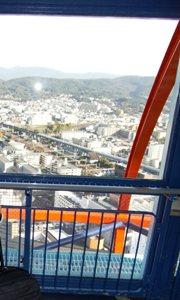 京都タワー景色