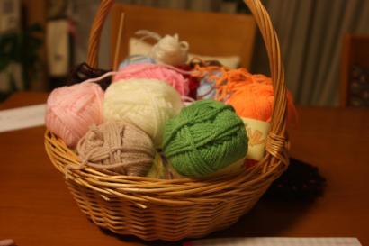 アクリル毛糸