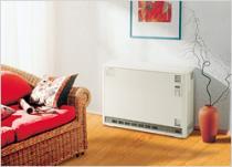 蓄熱暖房イメージ