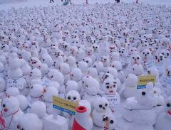 Fun snow