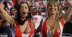 パラグアイ美女応援団