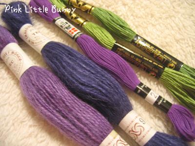 11.5.21刺繍糸