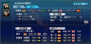 大海戦最終日戦功