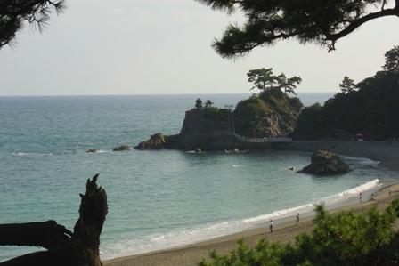 100919 桂浜。