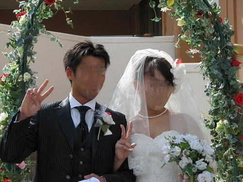 10.6.5結婚式