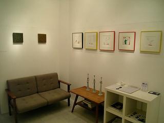 乙画廊展示風景3