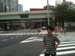 散歩 東京駅六厘舎~スカイツリー~月島~台場 (5)