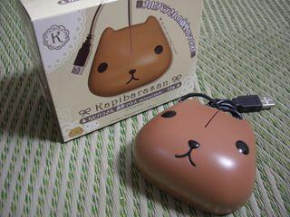 カピバラマウス