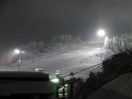 お正月スキー3