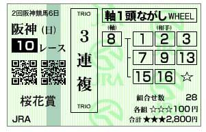 桜花賞22