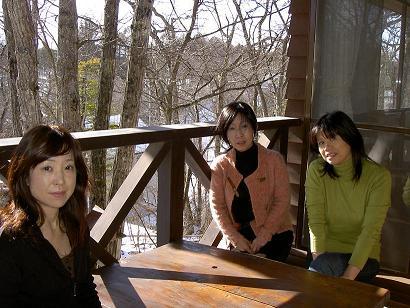 2010軽井沢お正月