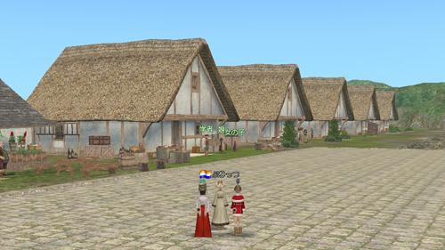 ほのぼの村