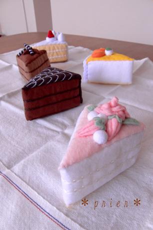 ケーキたちその2
