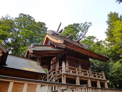 須佐神社本殿