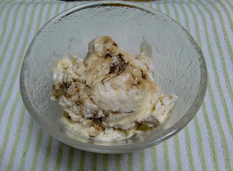 黒糖アイス