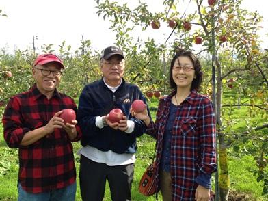 東北復興応援 りんご樹オーナー様