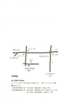 手作り市_チラシ_地図