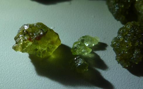 カンラン石
