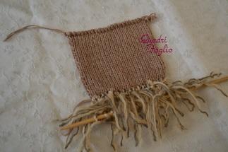 フリンジの糸、変更