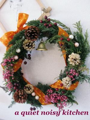 2010クリスマスリース