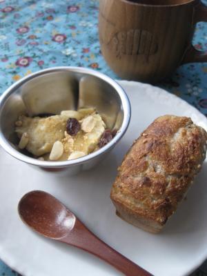 おやつ・こだま酵母のお粥パン