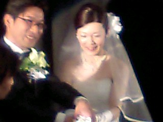 正彦結婚式