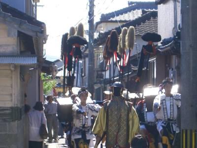富岡神社秋祭