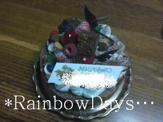 Bithday Cake♪