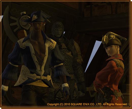 No.305 リムサの海賊