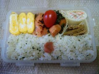 2010/12/4のお弁当