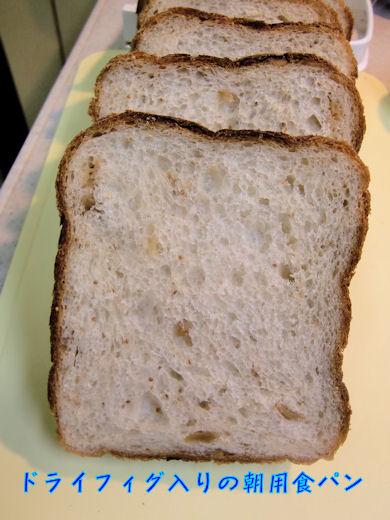フィグはいちぢくのこと~♪食パン♪