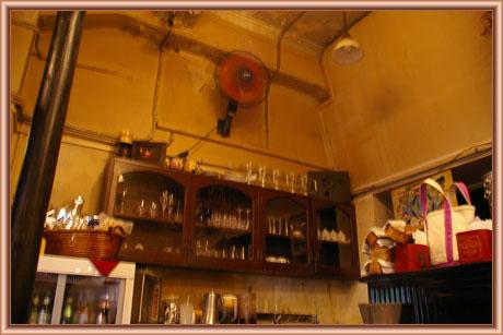 横浜『ジャックカフェ』でタイムスリップ。3