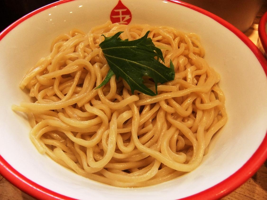 玉 赤備:麺① 11.01.23