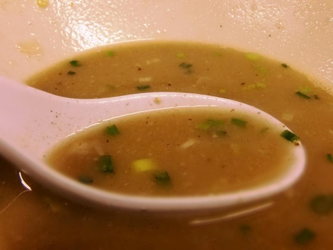 つけめん 三三七:スープ 11.01.26