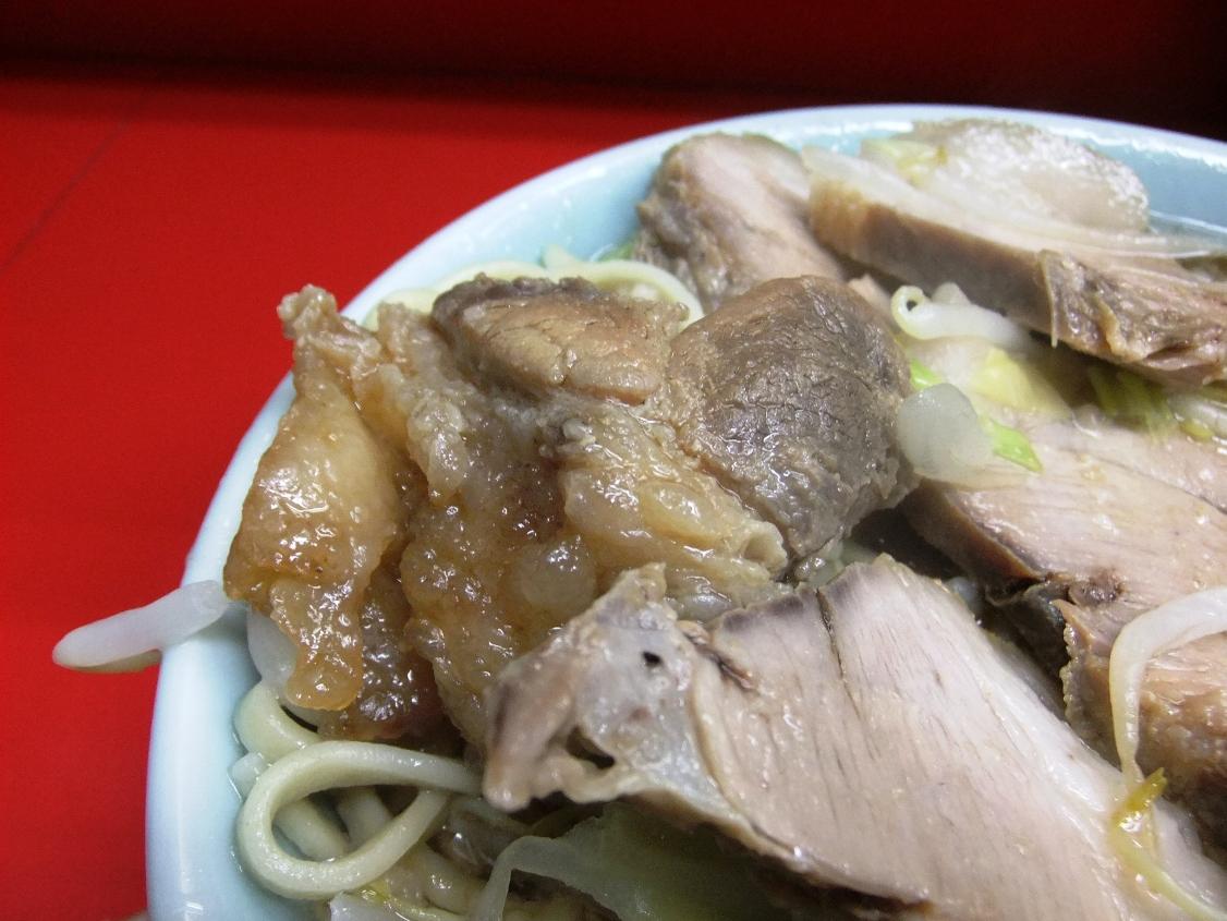 ラーメン二郎 中山駅前店:豚1 11.02.05