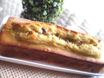 ラム酒のケーキ
