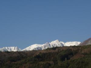 12・25 駒ケ岳