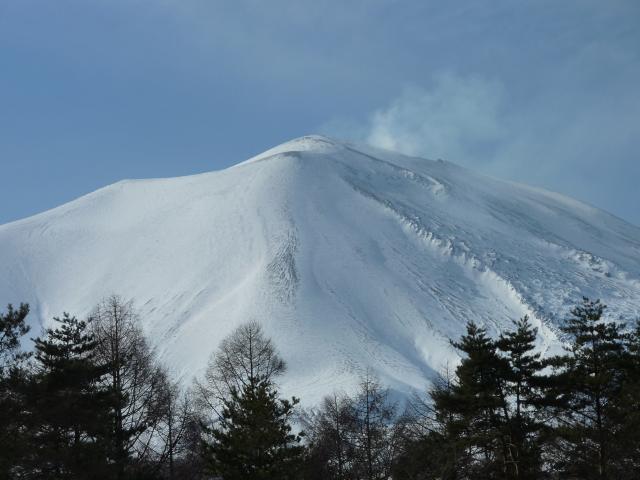 12・27 浅間山
