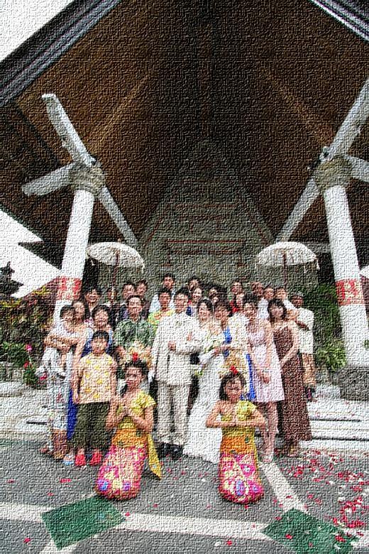 結婚式5a