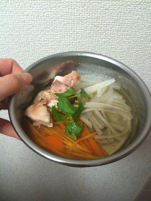 2010犬用お雑煮